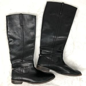 The Frye Company Women's Riding Boots Tall Leather